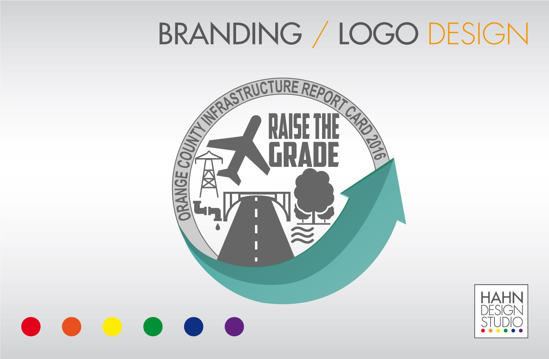 Event Branding / Social Media Coordination | 2016 Orange County Infrastructure Report Card | ASCE Orange County Branch