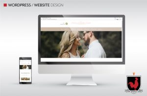 Website Design & Template Modification | Forever Enchanted Events