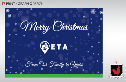 Print Design | ETA | Hahn Design Studio, San Marcos, California